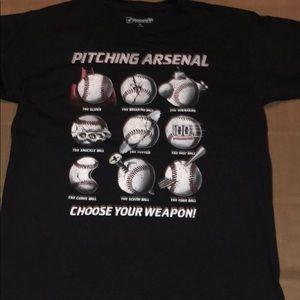 Baseball shirt new without tags